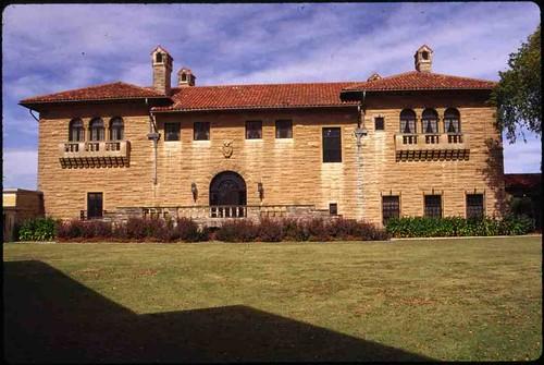 Marland Mansion Ponca City Oklahoma Home Of E W