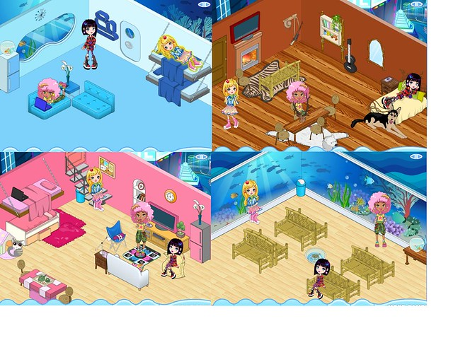 Girlsgogames Room Decor
