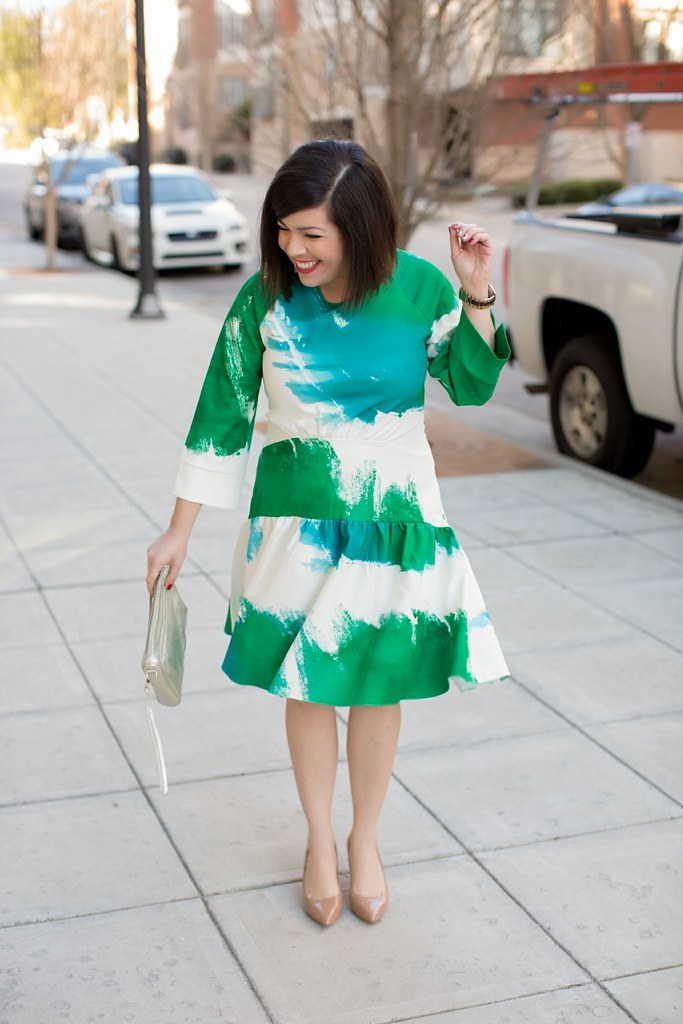 Drop Waist Dress-Head to Toe Chic-@headtotoechic