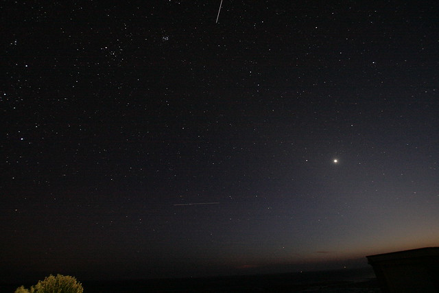 ISS and Venus