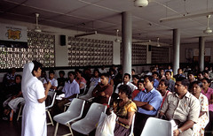 A health education class at Colombo hospital | by World Bank Photo Collection