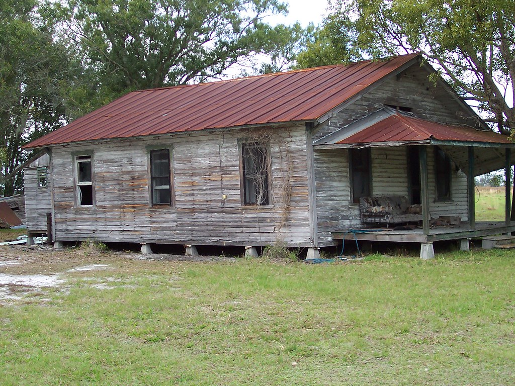 fort lonesome florida old or cracker house flickr