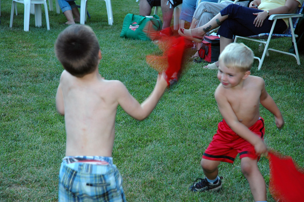 Shirt fight 1 while at doug 39 s fish fry these two for Doug s fish fry