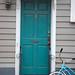 Doorway and Bicycle Downtown Charleston, SC