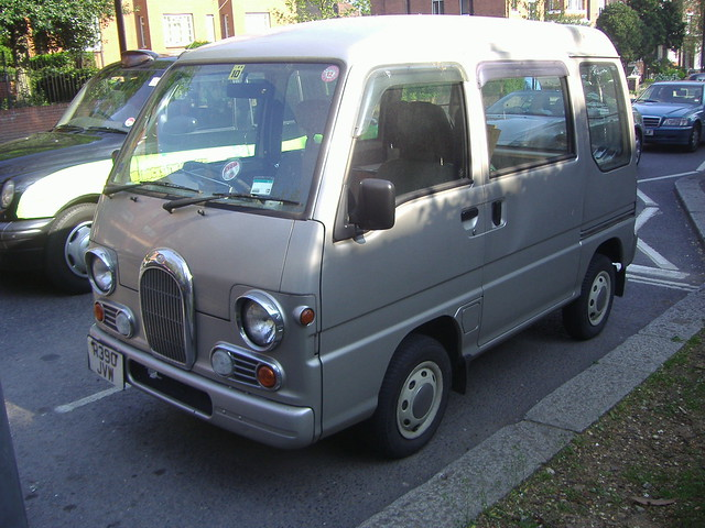 Subaru Sambar Classic3 Flickr Photo Sharing