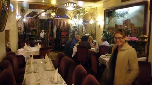 Restaurant La Taverne Paris
