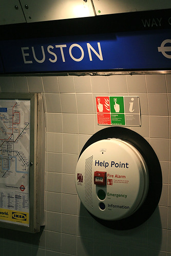 Euston Victoria Line Northbound Platform | by Katy/BlueyBirdy