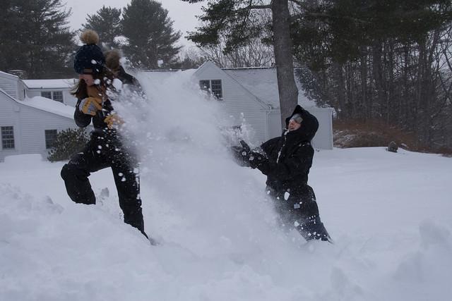 58 - Snowpocolypse