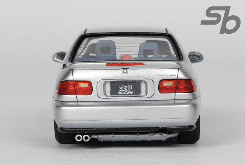 "Honda Civic Ferio EG9 ""Hasegawa"" 1/24 Streetblisters | Flickr"