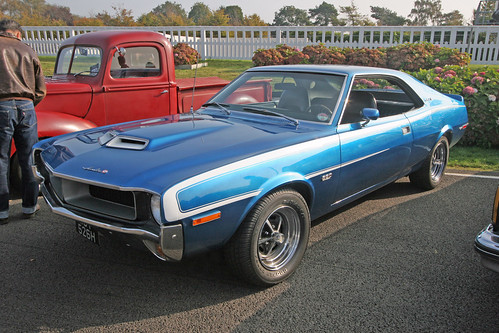 Goodwood Breakfast Club - AMC Javelin | by exfordy