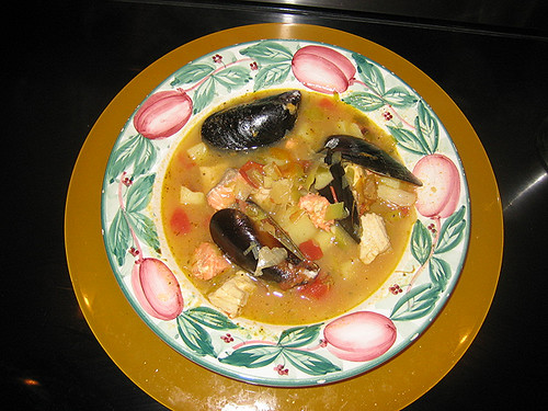 Portuguese Seafood Stew | Flickr - Photo Sharing!