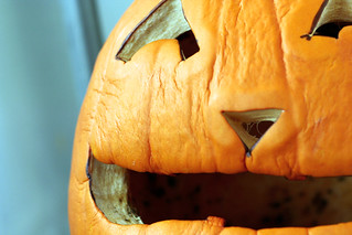 when pumpkins go bad | by tamelyn