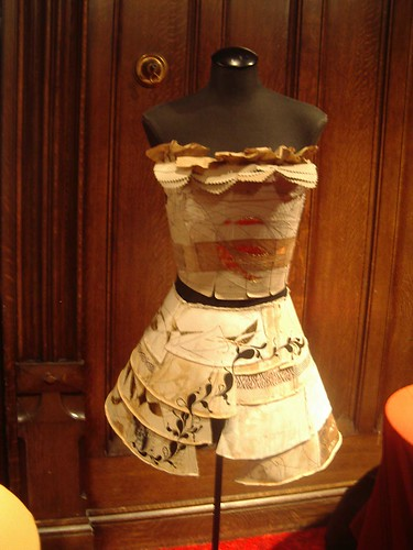 paper cup dress | by ChEz Productions