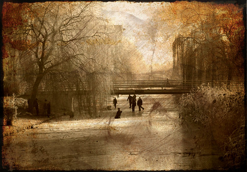 Vintage winter time | by Jan Ronald Crans