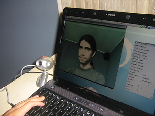 Gon on Webcam | by Gonzalo Diaz Cruz