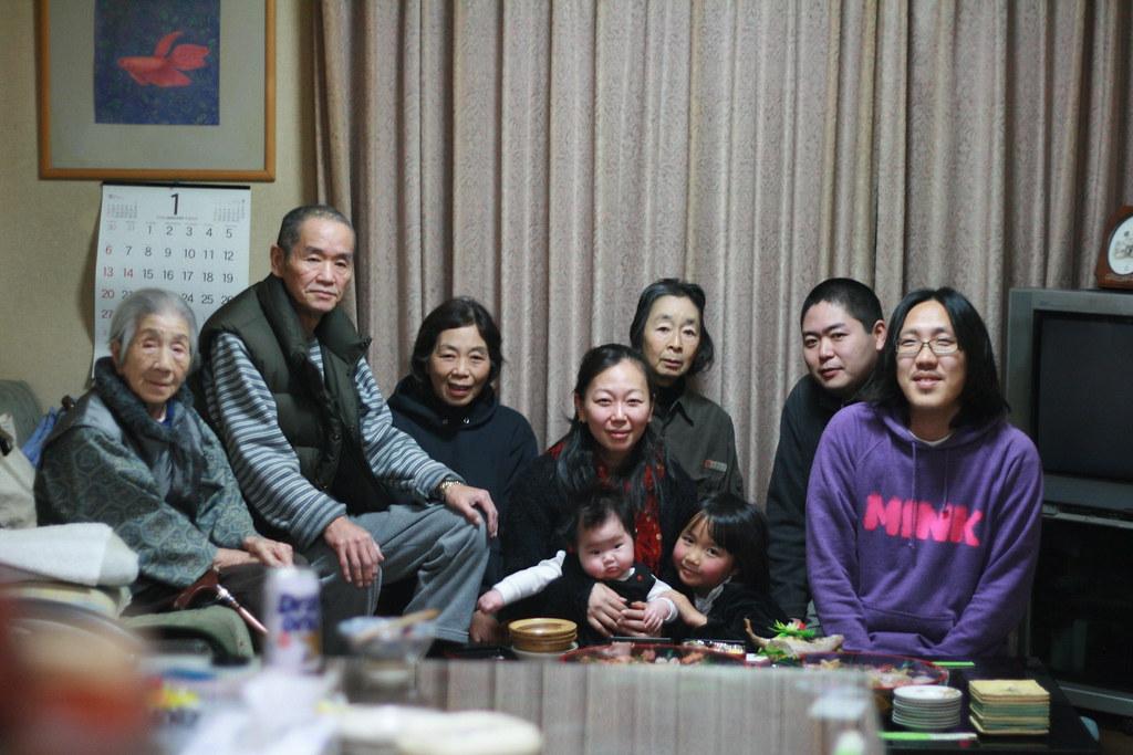 家族写真撮影 3