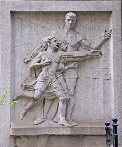 Chicago City Hall Bas Relief - Playgrounds | by Atelier Teee