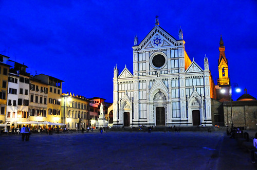 Santa Croce (Firenze) | by xhunter83