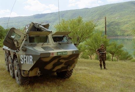 Les F.A.R. en Bosnie  IFOR, SFOR et EUFOR Althea 32557724290_f172b6b2f1_o