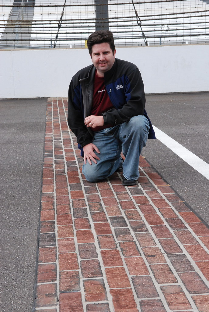 On The Bricks Indianapolis Motor Speedway Speedway In