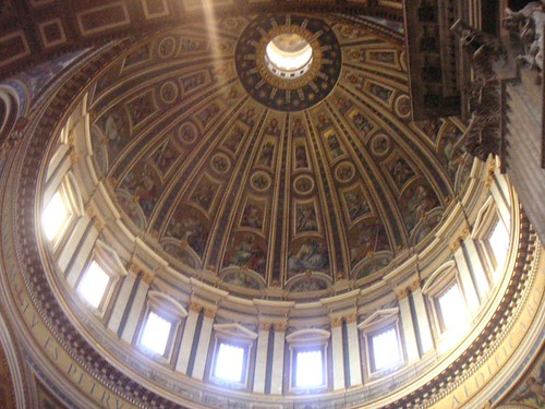 the dome at st peters | by clurross