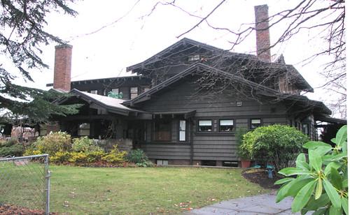 1914 Wilbur Reid House Designed By Francis Brown Flickr