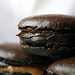 Chocolate Macaron and Spicy Chocolate Filling - Profile