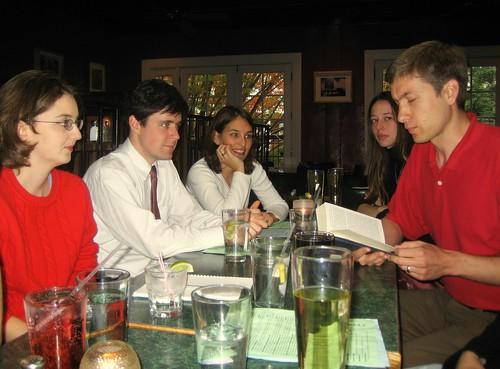 Fowler Meeting- October 2006