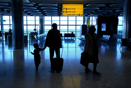 Confusion at T5 | by Mark Burdett
