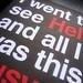 RIT Helvetica Poster