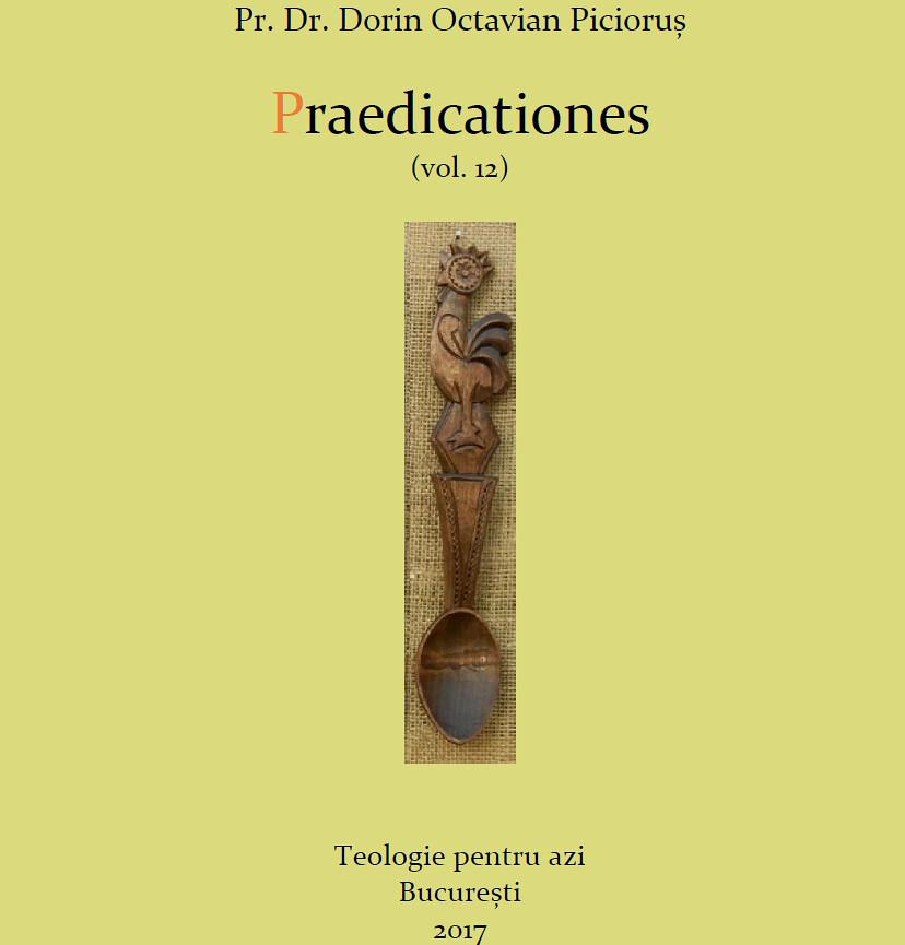 Praedicationes (vol. 12)