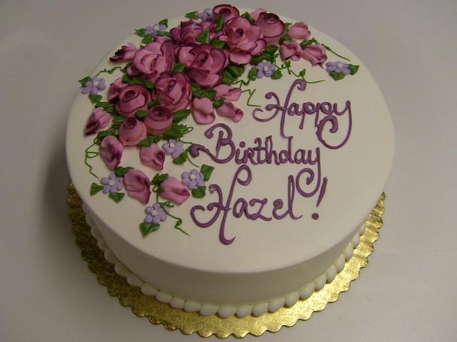 Happy Birthday Kelly Cake