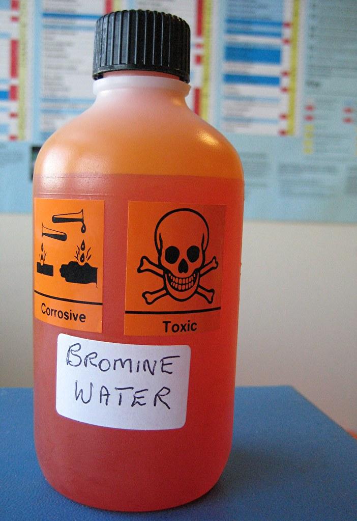 bromine water fanta it ain t john myers flickr