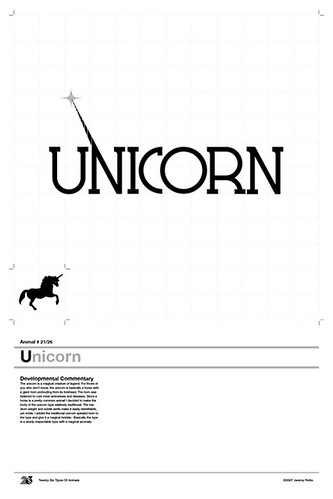 unicorn | by jeremy pettis