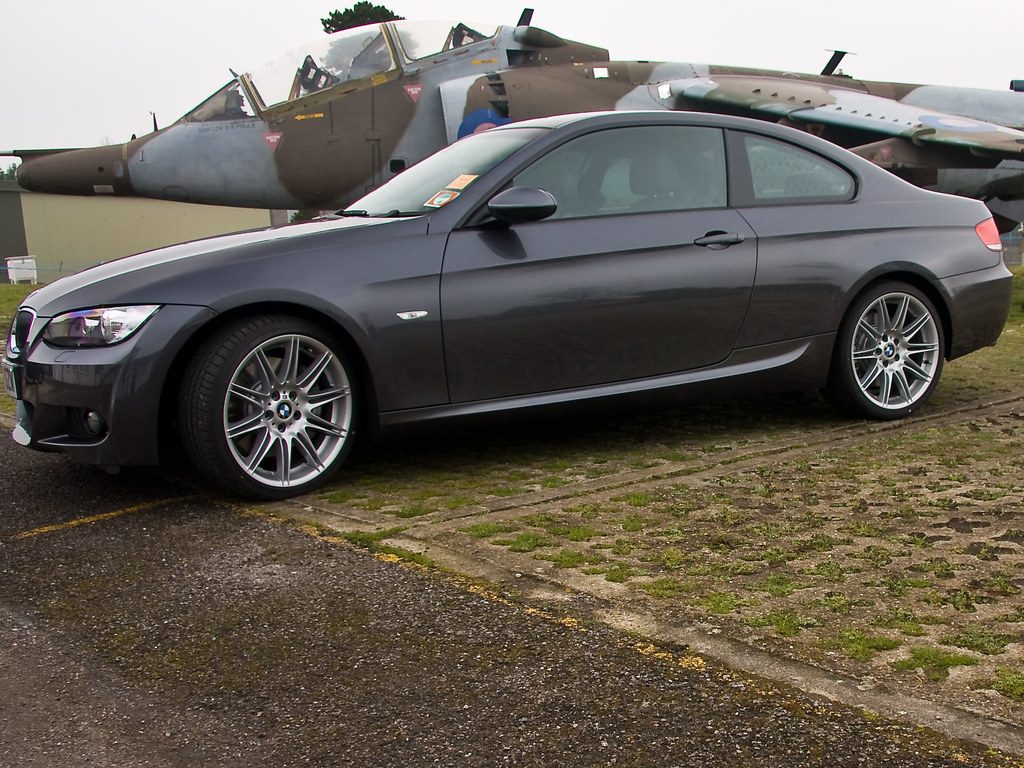 BMW I M Sport Coupe Thanks To Brian At Farnborough Flickr - Bmw 330 coupe
