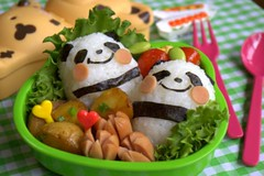 Bento Panda, vive le food art | by leafar.