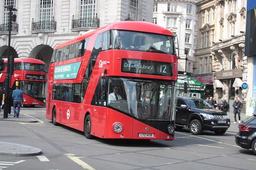 London Central LT439 LTZ1439