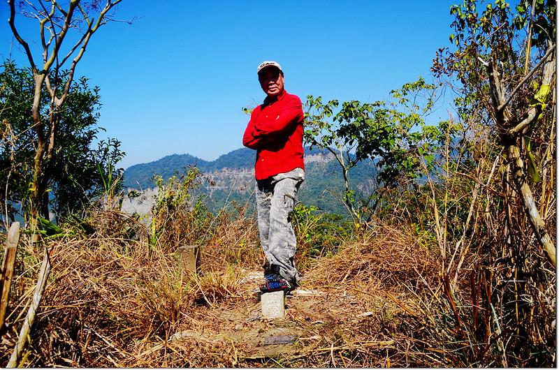 竹頭山山頂 2