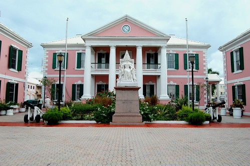 Parliament Building, Nassau, Bahamas | by bobindrums