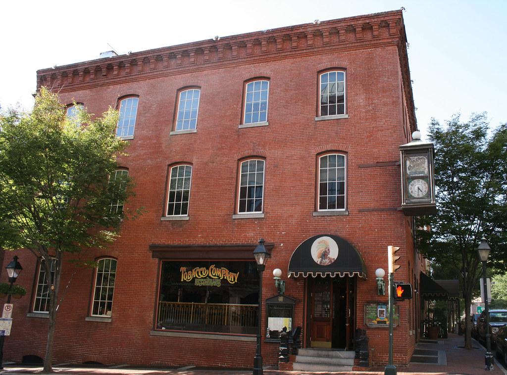 The Tobacco Company Restaurant - Richmond, VA   OpenTable