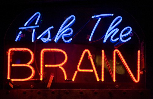 Ask the Brain | by Thomas Hawk