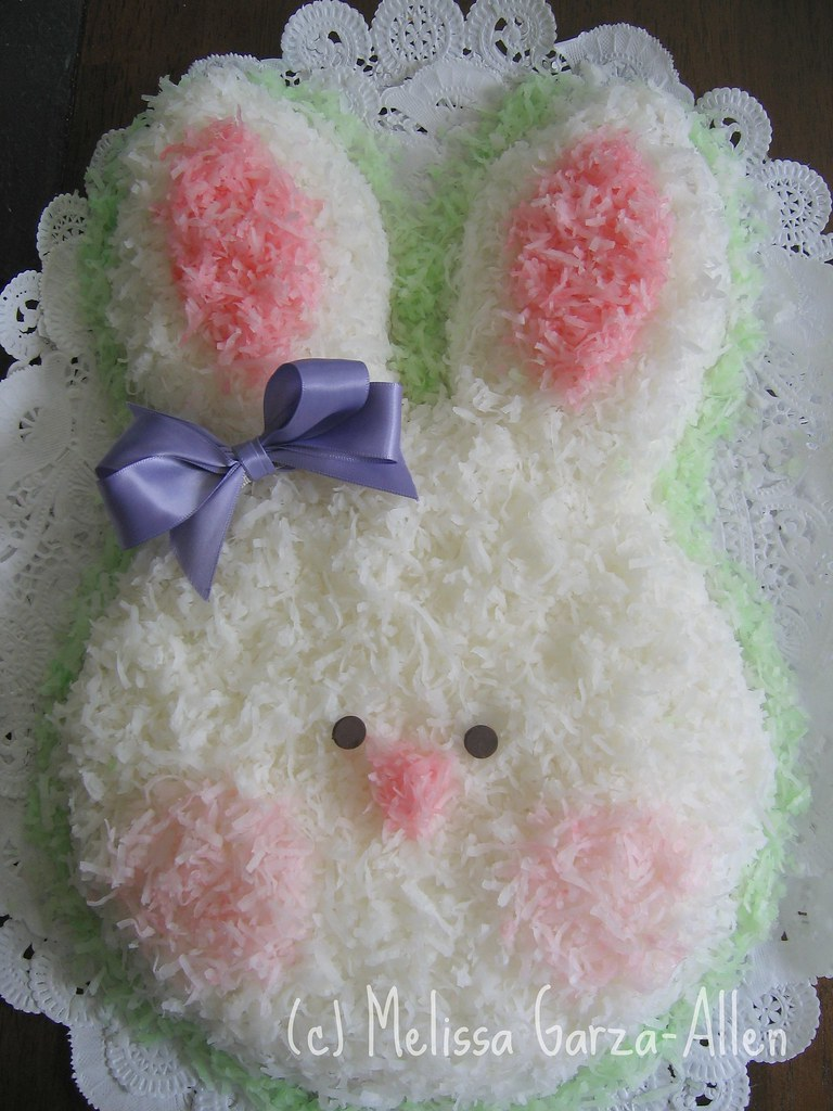 Old School Bunny Cake The Quot Old School Quot Bunny Cake With