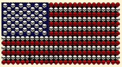 American Skull Flag   Modified from www.cafepress.com/buy ...