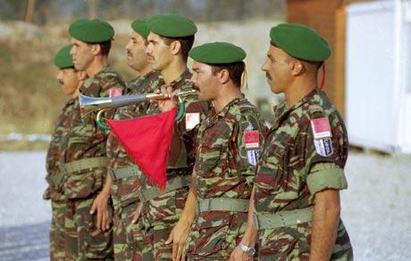 Les F.A.R. en Bosnie  IFOR, SFOR et EUFOR Althea 32123822713_c42619b811_o
