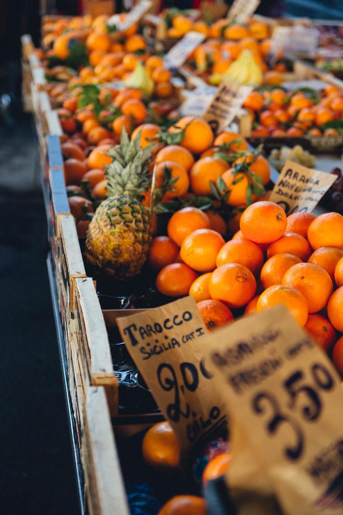 Sant'Ambogio Market in Florence, Tuscany | Cashew Kitchen