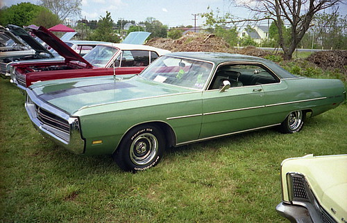 1969 Chrysler 300 Mid Atlantic Mopar Meet Mason Dixon