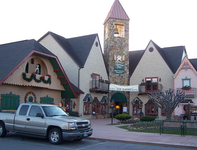 the christmas place in pigeon forge tn flickr photo. Black Bedroom Furniture Sets. Home Design Ideas