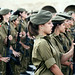 Female Recruits In The Israeli Army
