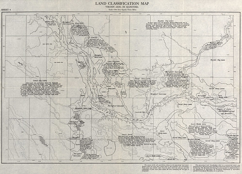 Land Classification Map, Virden Area in Manitoba (1938) | by Manitoba Historical Maps