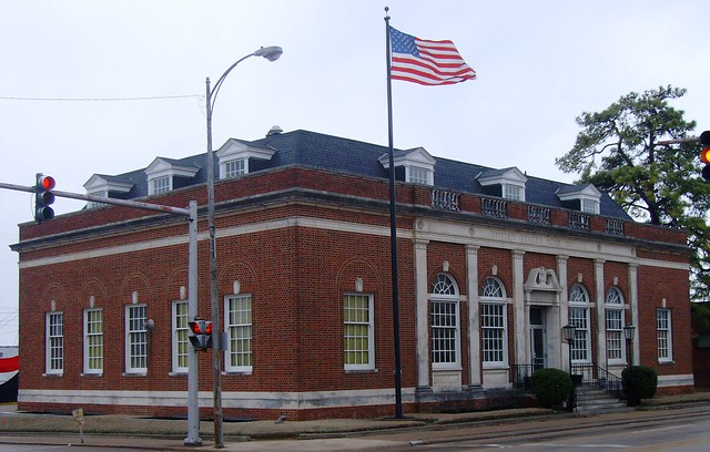 Old Post Office 72335 Forrest City Arkansas Flickr